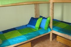 Camping_sovrum stuga